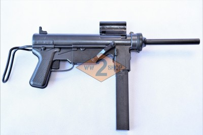 US samopal M3 Grease Gun