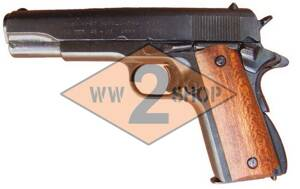 US Pištoľ Colt 1911 45 Government hladké strienky