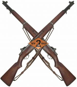 US Puška M1 Garand- replika Denix