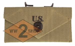 US lístoček First Aid Kit M42- khaki